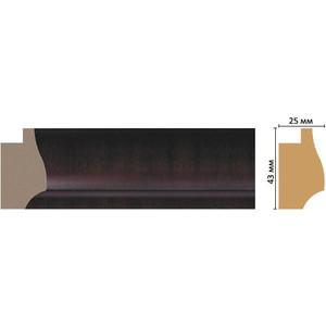 Багет Decomaster Эклектика цвет 2 43х25х2850 мм (FM20-2 )