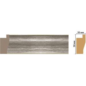 Багет Decomaster Эклектика цвет 1 38х20х2850 мм (FM3-1 )