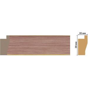 Багет Decomaster Эклектика цвет 3 38х20х2850 мм (FM3-3 )