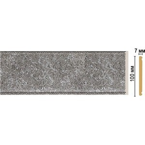 Панель Decomaster STONE LINE цвет 44 100х7х2400 мм (Q10-44)