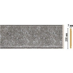 Панель Decomaster STONE LINE цвет 44 200х7х2400 мм (Q20-44)