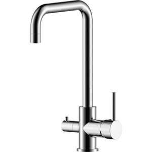 Смеситель для кухни Rossinka для кухни с подключением к фильтру с питьевой водой (Z35-29) rossinka silvermix z35 29 хром