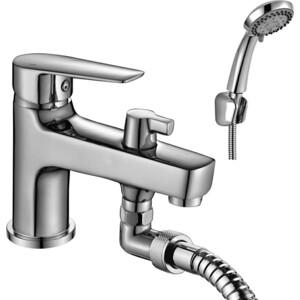 Смеситель на борт ванны Rossinka на борт ванны (S35-38) смеситель на борт ванны vitra pure a41270exp
