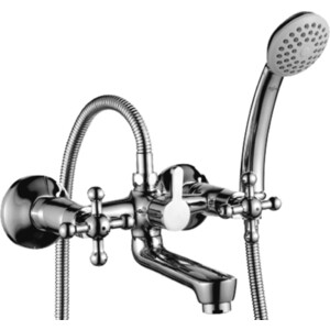 Смеситель для ванны Rossinka для ванны (G02-83) смеситель для ванны rossinka h h02 83