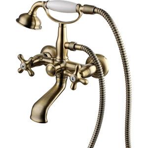 Смеситель для ванны Lemark для ванны (LM2812B) смеситель для ванны lemark для ванны merkado lm2312c