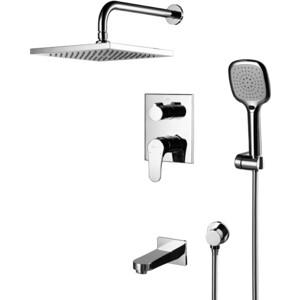 Смеситель для ванны Lemark для ванны (LM4322C) смеситель для ванны lemark для ванны lm3244c