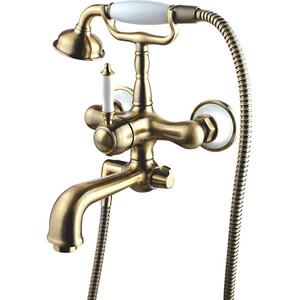 Смеситель для ванны Lemark для ванны (LM4812B) смеситель для ванны lemark для ванны merkado lm2312c