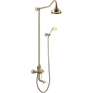 цены Душевая система Lemark для ванны (LM4862B)