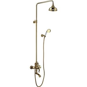 Душевая система Lemark для ванны (LM4762G) душевая система lemark для ванны lm4922cw