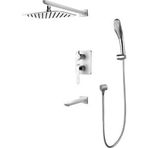 Душевая система Lemark для ванны (LM4922CW) душевая система lemark для ванны lm4922cw