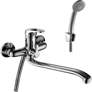 Смеситель для ванны Rossinka для ванны с S- образным изливом (B35-34)  смеситель rossinka b35 31 для ванны