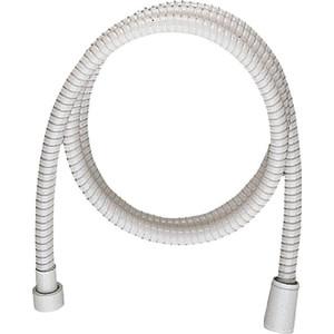Душевой шланг Grohe 28151L00 1,5 м, белый шланг душевой flex цвет хром белый 1 5 м
