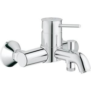 Смеситель Grohe BauClassic 32865000 для ванны, хром  смеситель grohe 32865000 bauclassic