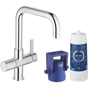 Смеситель для кухни Grohe Blue Pure (31299001) highscreen pure j blue