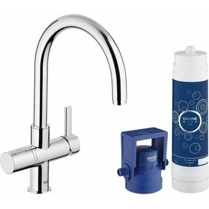 Смеситель для кухни Grohe Blue Pure (33249001) highscreen pure j blue