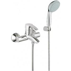 Смеситель для ванны Grohe Eurostyle с душевым комплектом (33592000) цена