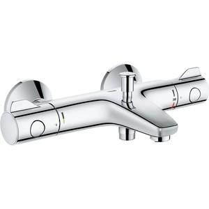 Термостат Grohe Grohtherm 800 34576000 для ванны, хром  grohe grohtherm 800 34567000 для ванны с душем