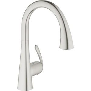 Смеситель для кухни Grohe Zedra New нержавеющая сталь (32294SD1) grohe zedra 32553sd0 для кухонной мойки