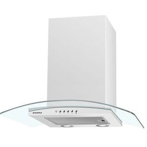 Вытяжка MAUNFELD Ancona Plus (C) 50 белый/прозрачное стекло