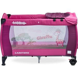 �����-������� Caretero Medio Classic purple ���������� (TERO-381)
