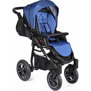 Коляска прогулочная Vikalex Lazzara blue (Vi76648) прогулочная коляска vikalex ravella brown