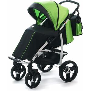 Коляска прогулочная Vikalex Ravella black green (Vi77781) игрушка ecx torment black green ecx03033t2