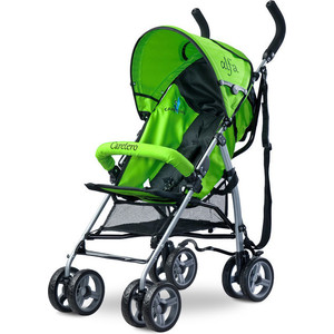Коляска трость Caretero Alfa green зеленый (TERO-572) коляска carrello magia crl 10401 sea green