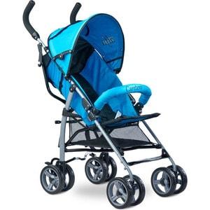Коляска трость Caretero Alfa blue синий (TERO-57) коляска трость caretero alfa green зеленый tero 572