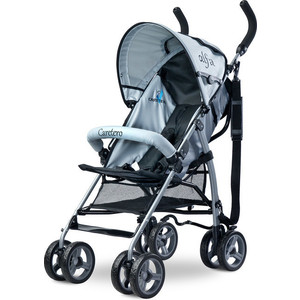 Коляска трость Caretero Alfa black черный (TERO-575) caretero sonata purple