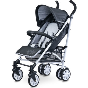 Коляска трость Caretero Moby grey серый (TERO-5532) caretero sonata purple