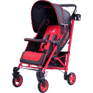 Коляска трость Caretero Sonata red красный (TERO-5522) caretero sonata purple