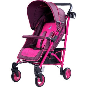 Коляска трость Caretero Sonata purple фиолетовый (TERO-5523) caretero sonata purple