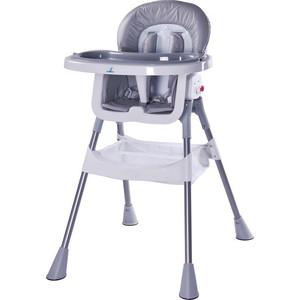 Стульчик для кормления Caretero Pop grey серый (TERO-7265)