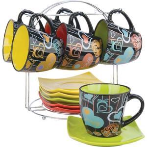 Чайный набор из 13 предметов Bekker (BK-5994)