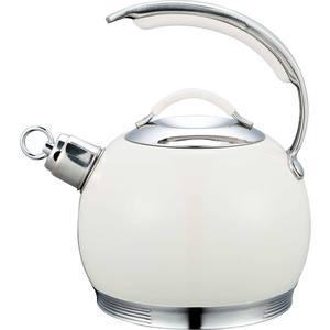 Чайник со свистком 3 л Bekker De Luxe (BK-S518) чайник со свистком 2 7 л bekker de luxe bk s525