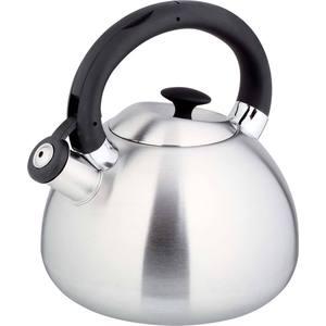 Чайник со свистком 2.7 л Bekker De Luxe (BK-S521) заварочный чайник bekker de luxe 1 л вк 399