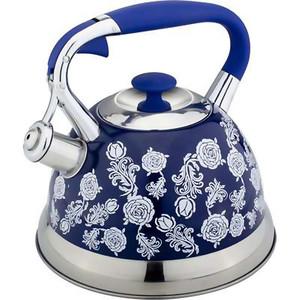 Чайник со свистком 2.7 л Bekker Premium (BK-S588) bekker кружка bekker bk 8013 eugb44r