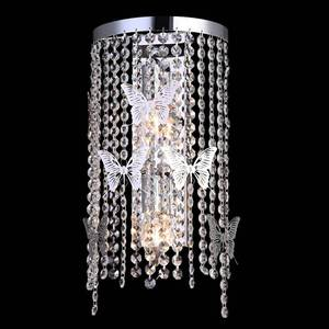 Настенный светильник Crystal Lux Bloom AP2 Chrome торшер crystal lux bloom pt6 chrome