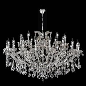 Подвесная люстра Crystal Lux Hollywood SP20+10 Chrome подвесная люстра crystal lux hollywood sp8 gold