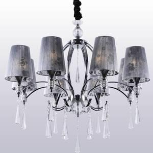 Подвесная люстра Crystal Lux Joy SP8 crystal lux люстра crystal lux dream sp8