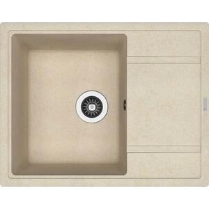 Мойка кухонная Florentina Липси-650 650х510 бежевый FG (20.125.C0650.104) цена и фото