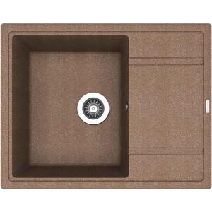 Мойка кухонная Florentina Липси-650 650х510 коричневый FG (20.125.C0650.105) цена и фото