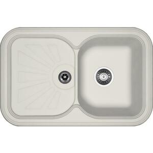 Мойка кухонная Florentina Крит-780 780х510 жасмин FS (20.170.D0780.201) мойка florentina нире 480 грей