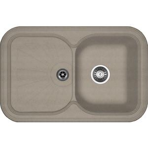 Мойка кухонная Florentina Крит-780 780х510 песочный FG (20.170.D0780.107) цена и фото