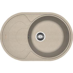 Мойка кухонная Florentina Родос-760 760х510 песочный FG (20.140.D0760.107) мойка кухонная florentina липси 760 760х510 коричневый fg 20 160 d0760 105