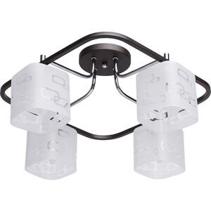 Потолочная люстра DeMark 673010604 настольная лампа demark 610030301
