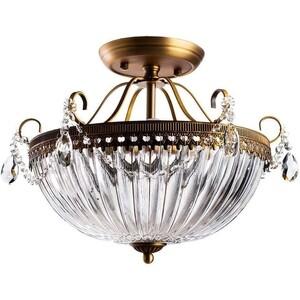Потолочный светильник Artelamp A4410PL-3SR 95 850 160m150 rf cable assemblies hd bnc sr pl hd bnc sr pl mr li