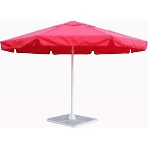 Зонт Митек 4.0 м восьмигранный (стальной каркас с подставкой)