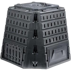 Компостер садовый EU 500л Biocompo IKBI500C черный