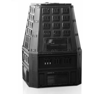 Компостер садовый EU 800л Evogreen IKST800C черный